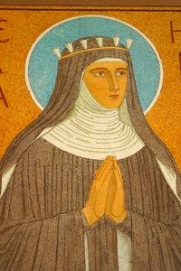 Hildegard von Bingen Portrait